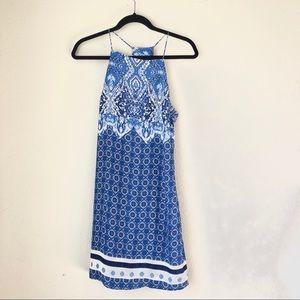 Printed summer / spring dress